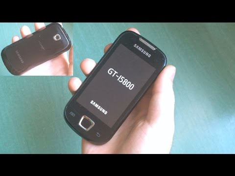 Samsung Galaxy 3 | GT-I5800 review (ringtones, wallpapers...)