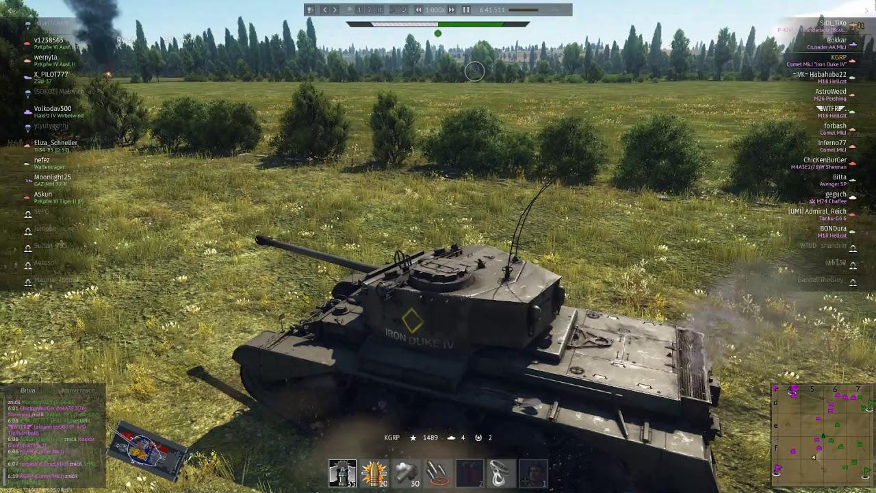 iron duke 4 war thunder