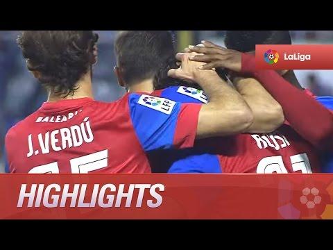 Cuplikan Gol Levante vs Espanyol Video Hasil Liga Spanyol