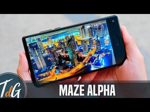 El MI MIX low cost, Maze Alpha