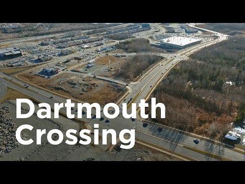 Drone near IKEA Dartmouth, Nova Scotia [DJI Phantom 4]