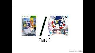 Dreamcast Collection/Sonic Adventure (Xbox 360) Let