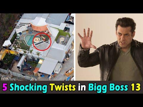 5 Twists In Bigg Boss 13 In This Year 2019 । बिग बॉस की ५ चौकादेनेवाला मोड़