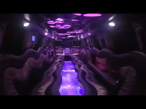 Cadillac Escalade Limo Rental in Cleveland OH