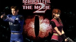 Resident Evil 2 - The Movie (1st Scenario - Canon) (русские субтитры)