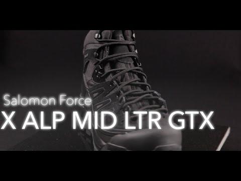 123195dd47b X ALP MID LTR GTX - YouTube