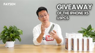 WIN THESE 15 iPhone Xs (GIVEAWAY)
