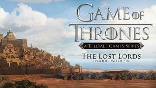 Game of Thrones - Episode 2: The Lost Lords (Trailer)
