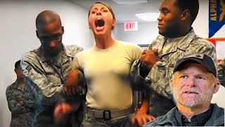 Ultimate Military Fails & Funny Moments (Marine Reacts)