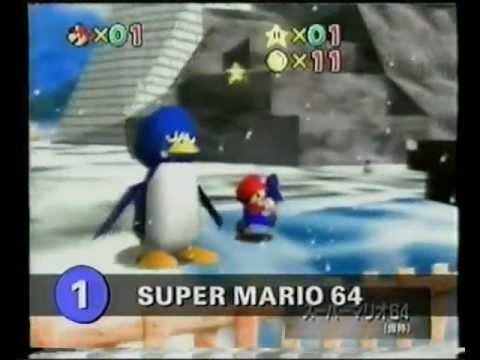 Gamesmaster Feature - Shoshinkai Show Nintendo 'Ultra' 64