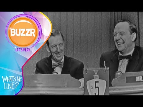 If He Only Had A Brain! Ray Bolger The Scarecrow Appears On What's My Line   Buzzr