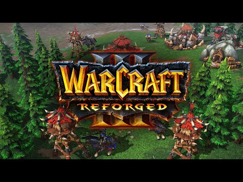 Warcraft 3 REFORGED (Hard) - Exodus of the Horde 01 - Chasing Visions