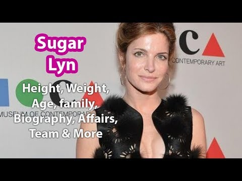 Sugar Lyn Beard Height Weight Measurements and Net Worth