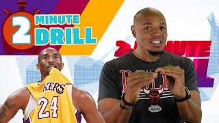 7 Reasons Kobe Bryant Should Retire NOW! - 2 Minute Drill ft. Tony Baker