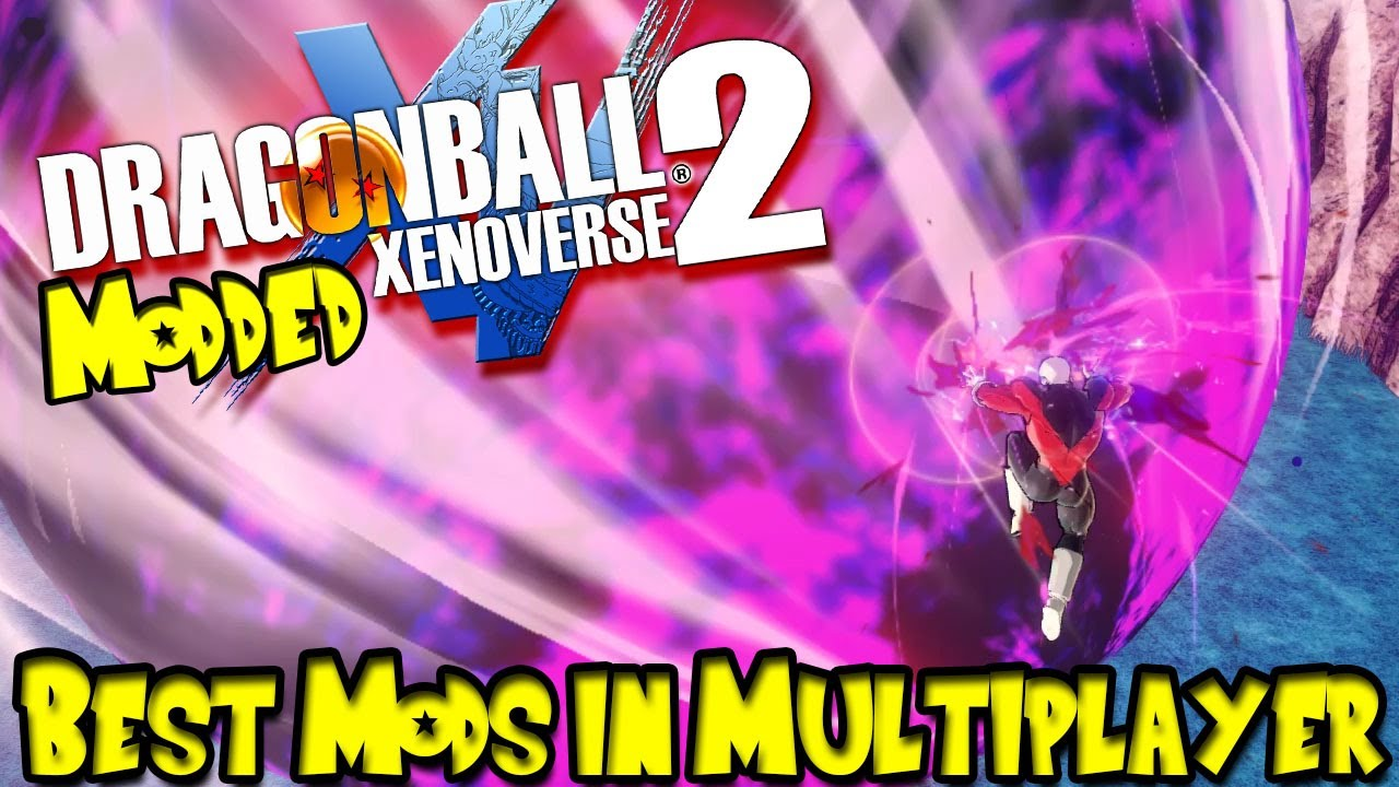 The Best Mods In Multiplayer Dragon Ball Xenoverse 2 Mods Random Battles Vs