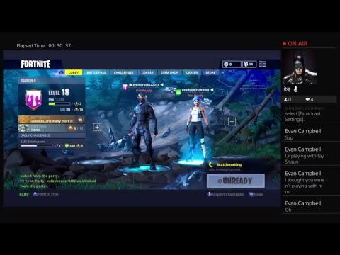 Fortniteseason4gameplay