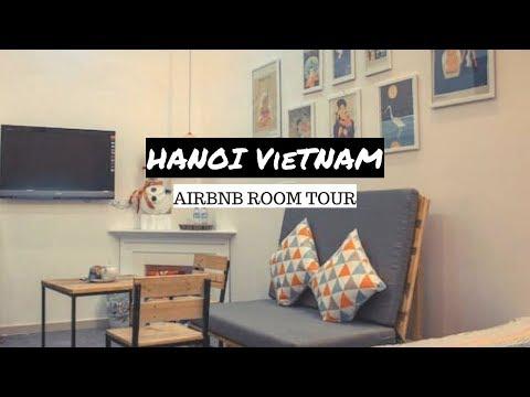 Touchdown Viet Nam   AirBnB Room Tour