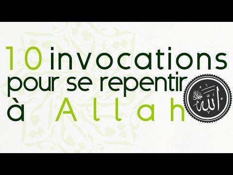 10 Invocations Pour Se Repentir à Allah