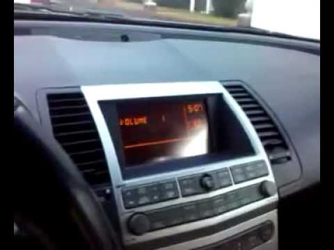 2005 Nissan Maxima 3 5sl Youtube