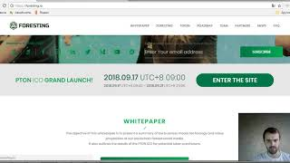 foresting Обзор веб-сайта