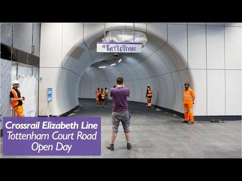 Tottenham Court Road Open Day