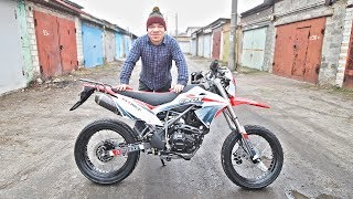 Bought CHEAP motorcycle from CHINA