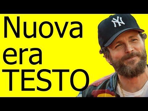 Jovanotti-Nuova era (testo in italiano)