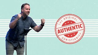 "Authentic Christianity I ""The Right Thing"" I Sunday, September 13, 2020"