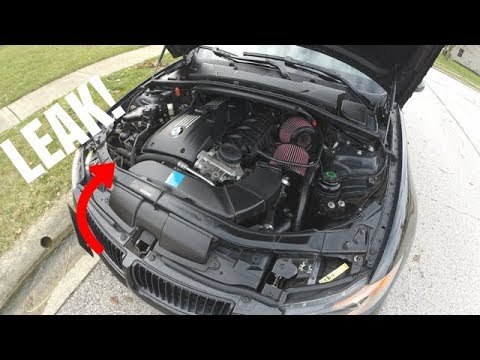 BMW Coolant Leak FAILURES!