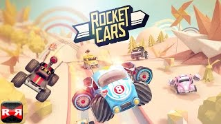 Rocket Cars (By Illusion Labs) - iOS - iPhone/iPad/iPod Touch Gameplay