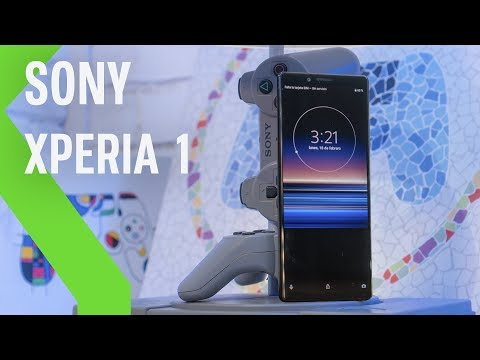Sony Xperia 1, Primeras Impresiones: 4K HDR OLED, 21:9 Y A Tope En Multimedia
