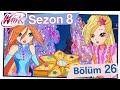 Winx Club - 8. Sezon 26. Bölüm - Yıldızlarda Yazılı [TAM BÖLÜM]