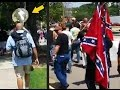 watch he video of WATCH: KKK Trolled To Perfection