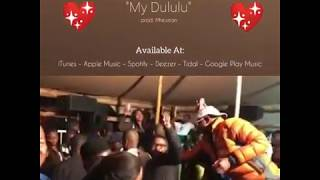 My Dululu at Imbizo Lounge