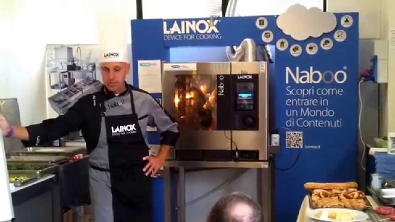 Dimostrazioni Pratiche Di Cottura Con Chef Lainox Con
