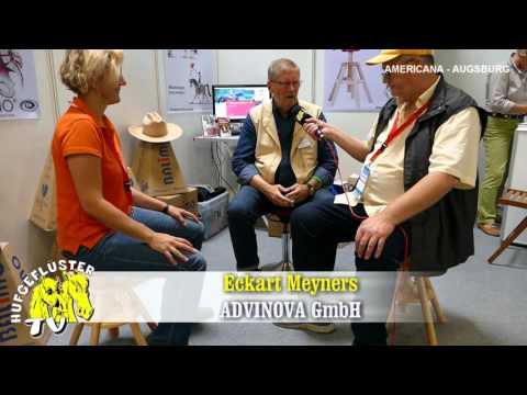 Bild: AMERICANA Augsburg - Interview mit Eckhart Meyners - Balance in Motion