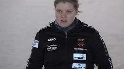 Eisstock WM 2020, Finale Damen GER : AUT