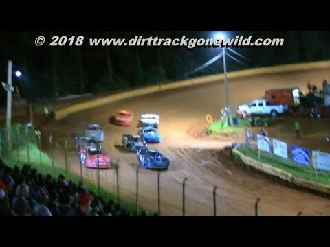 Modified Street @ Toccoa Raceway August 4th 2018