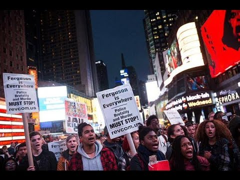 Exposed! Communist Party Behind NYC Police Brutality Protests!