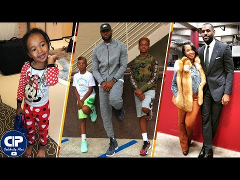 30ac73773da LeBron James Wife   Savannah Brinson     Kids   Maximus