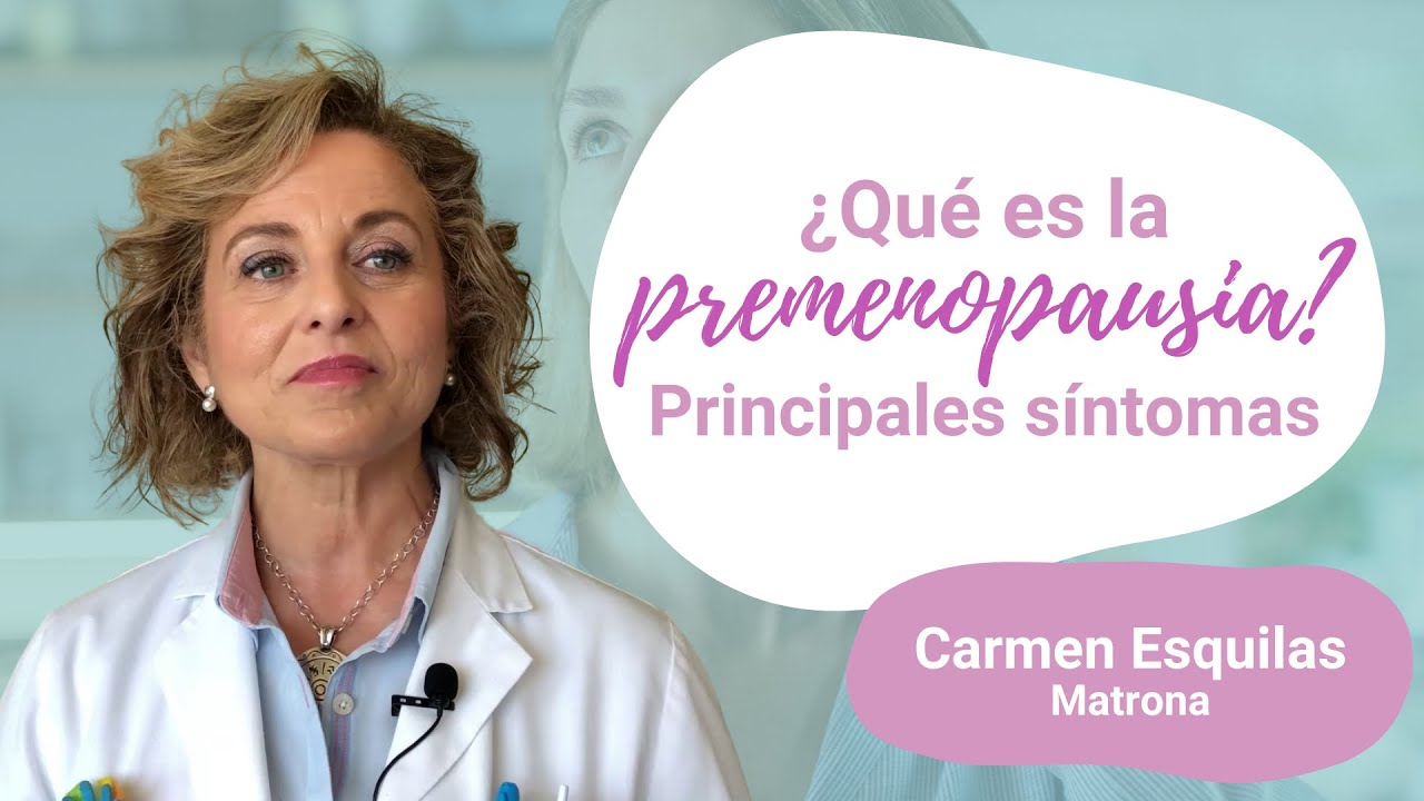 A que edad se inicia la menopausia