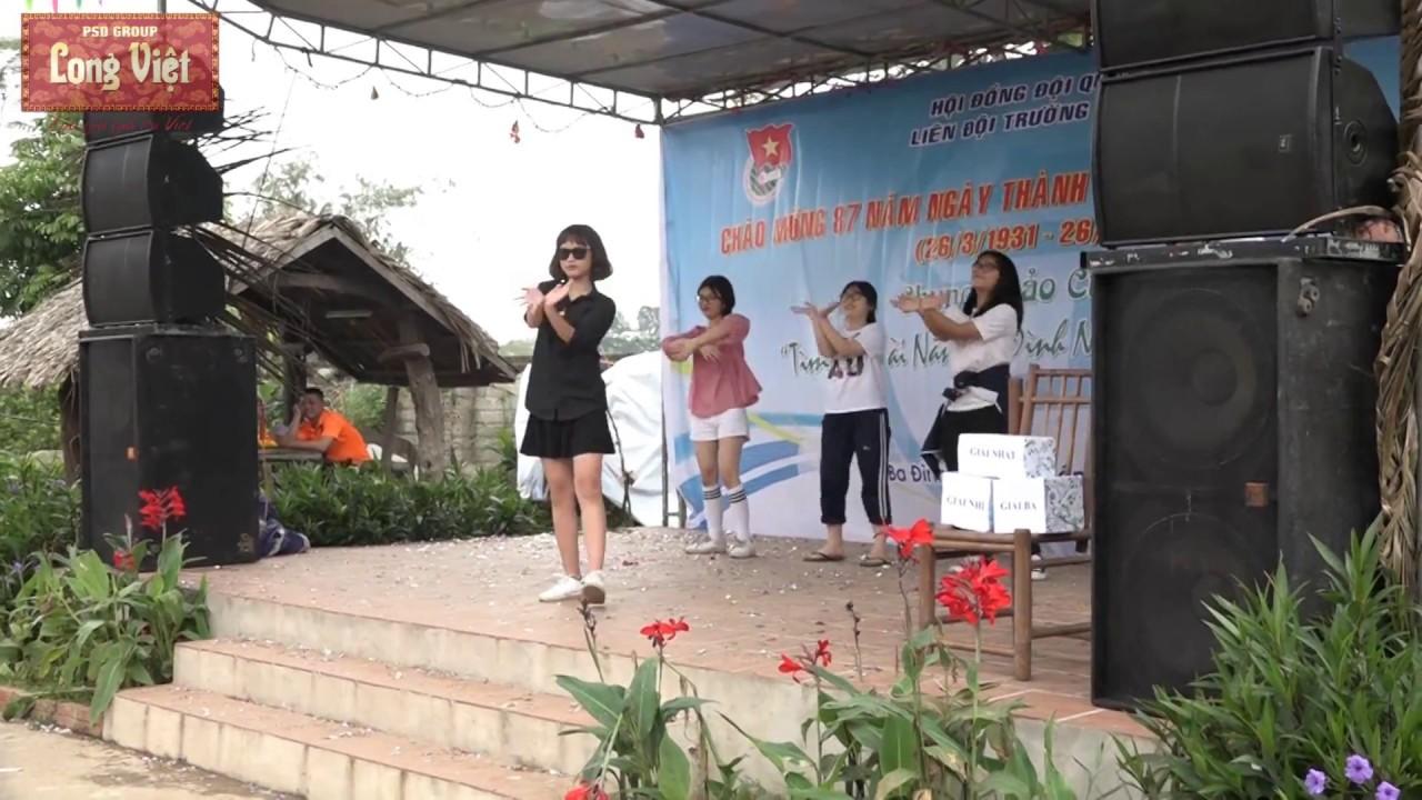 """Khu du lịch sinh thái Long Việt – Ba Vì """"TEAM BUILDING"""""""