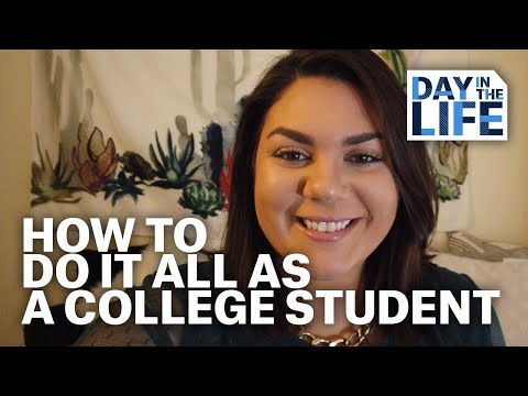 Quinnipiac Day in the Life: An Advertising & Integrated Communications Student