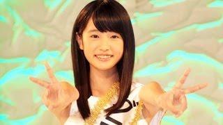 第14回 全日本国民的美少女コンテスト」のグランプリが滋賀県出身の高橋...