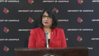 UofL President Bendapudi's statement on Cardinal Stadium