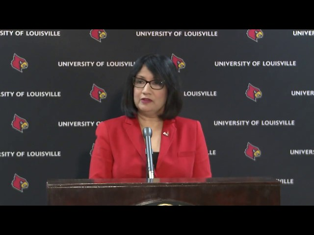 The life story of Neeli Bendapudi and her rise to the president of University of Louisville
