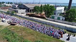 Многотысячное молитвенное шествие в Белгороде Днестровском