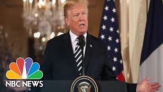 Watch Live: President Donald Trump Participates In White House Diwali Ceremony | NBC News
