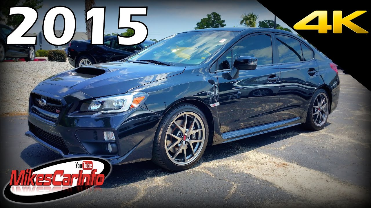 2015 subaru wrx sti limited overview in 4k youtube. Black Bedroom Furniture Sets. Home Design Ideas