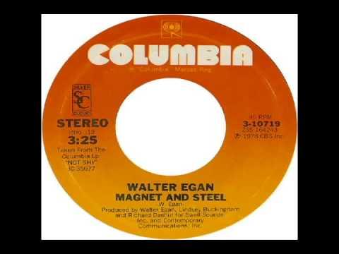 Walter Egan - Magnet And Steel (1978)